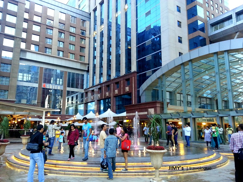 Restaurants In Ub City Bangalore
